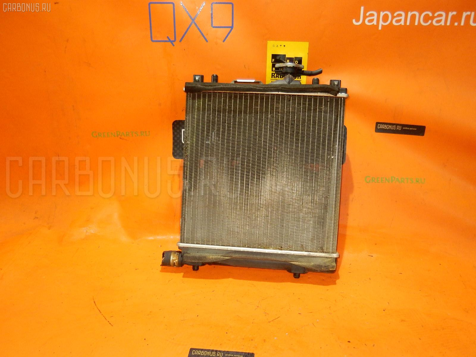 Радиатор ДВС SUZUKI WAGON R MH23S K6A. Фото 6