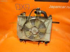 Радиатор ДВС TOYOTA PROBOX NCP50V 2NZ-FE