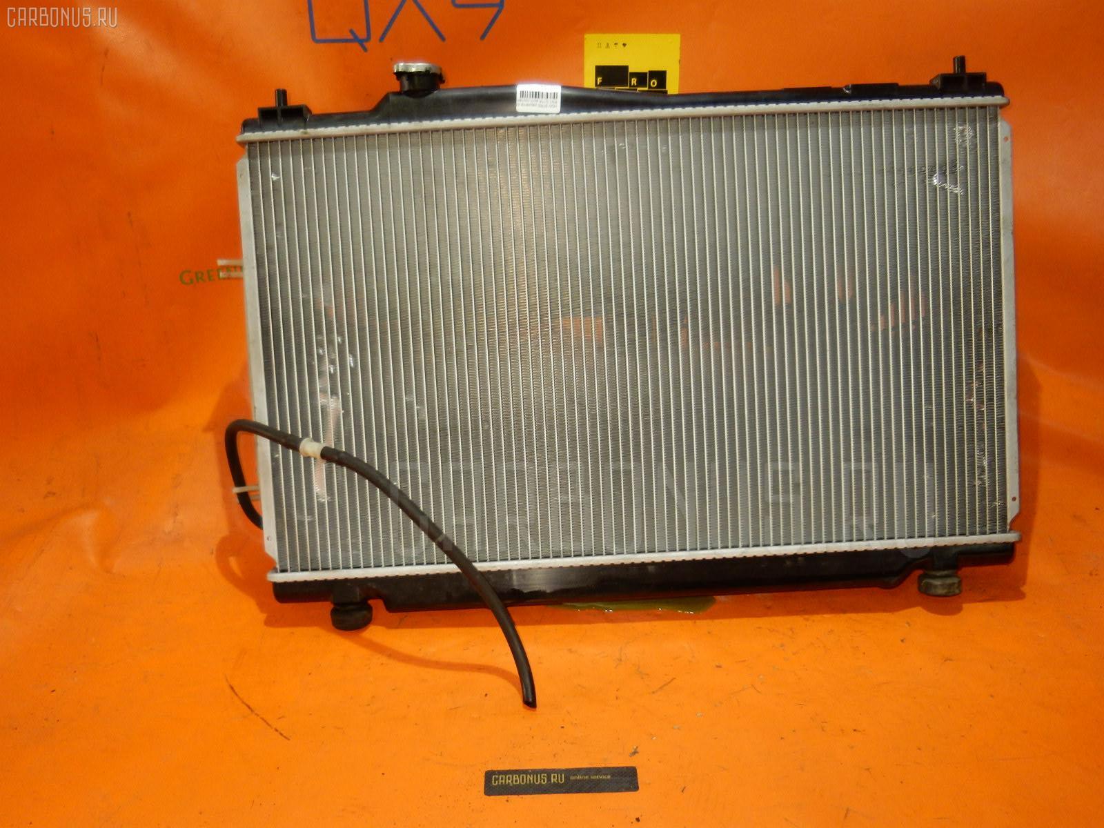 Радиатор ДВС HONDA STREAM RN1 D17A Фото 2