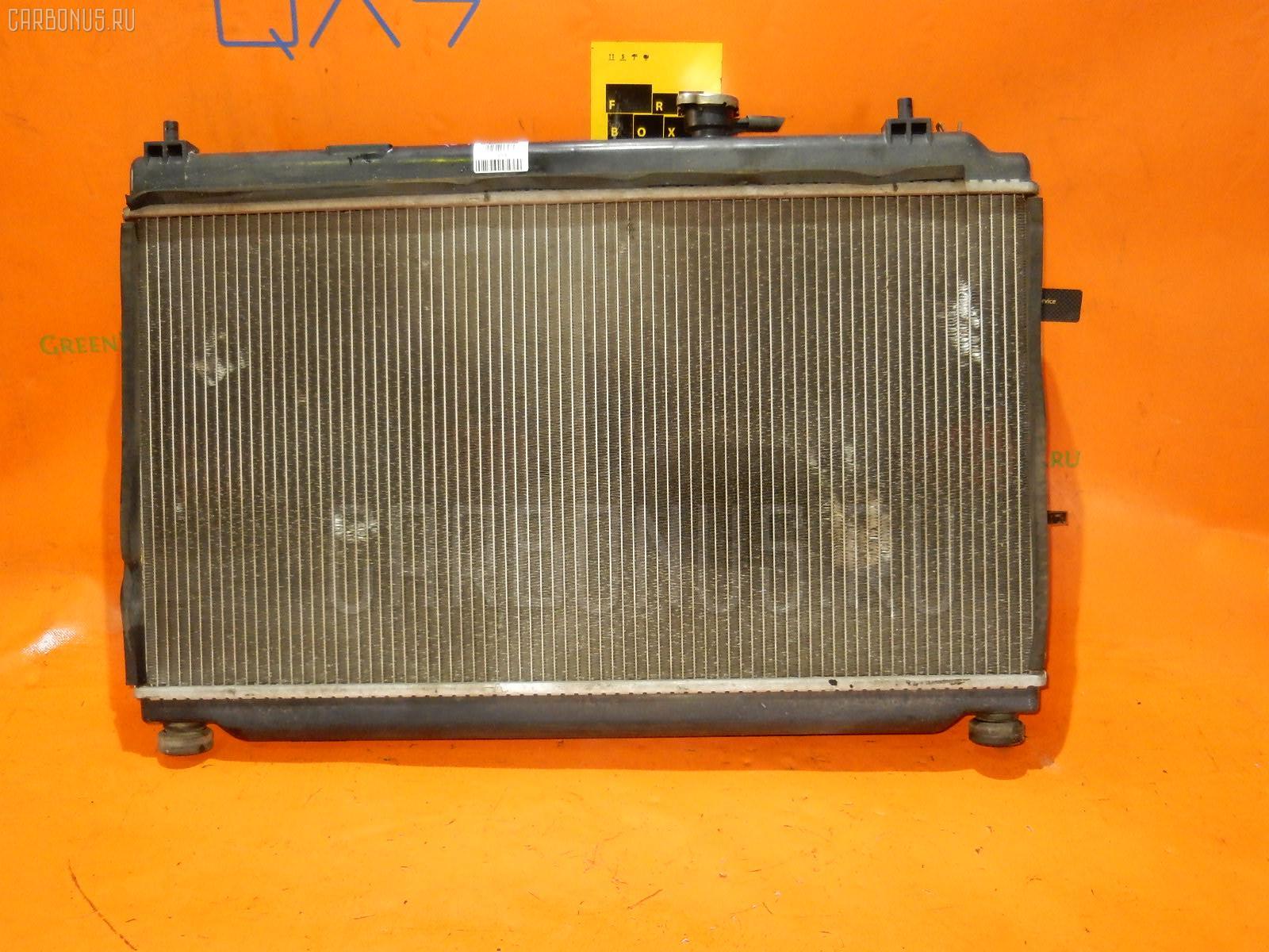 Радиатор ДВС HONDA FIT ARIA GD6 L13A. Фото 8