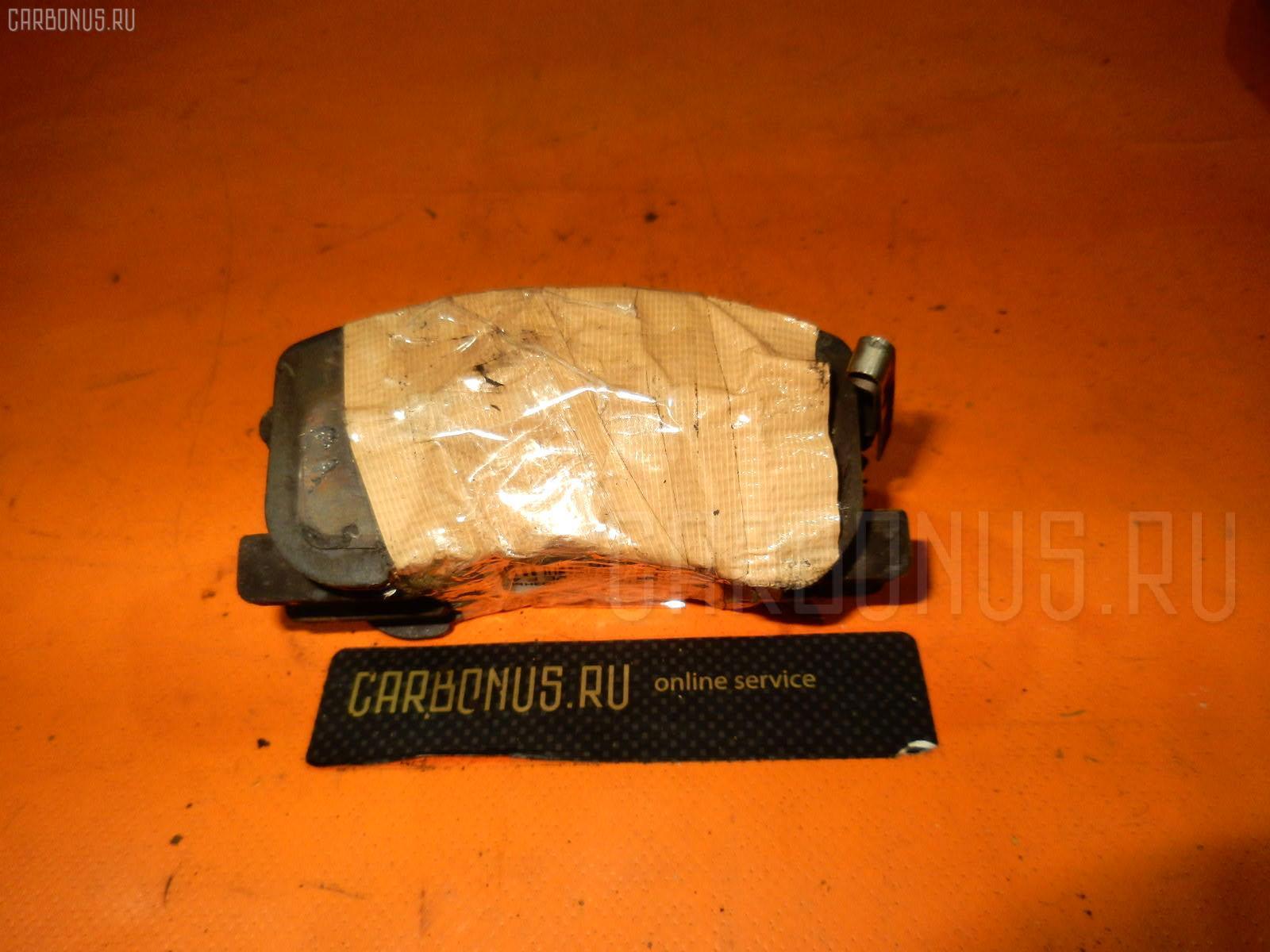 Тормозные колодки DAIHATSU STORIA M111S K3-VE Фото 1