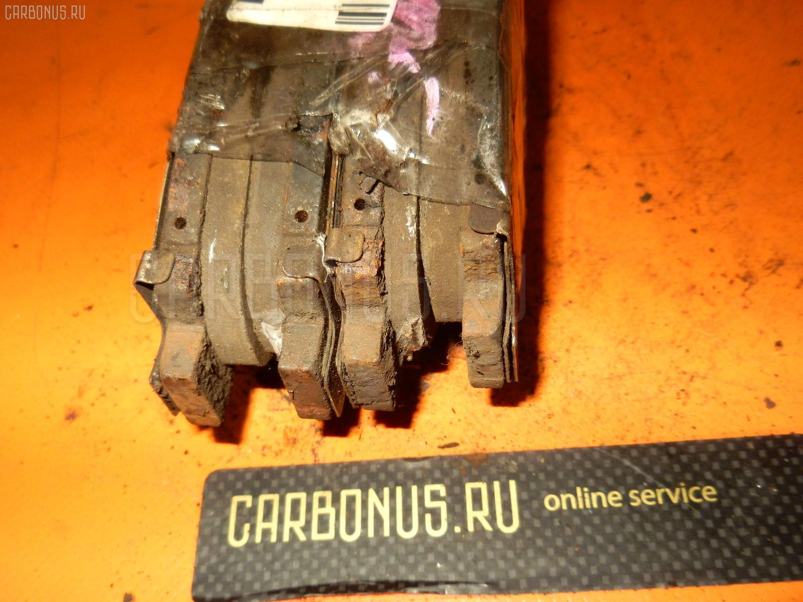 Тормозные колодки TOYOTA MARK II JZX105 1JZ-GE Фото 2