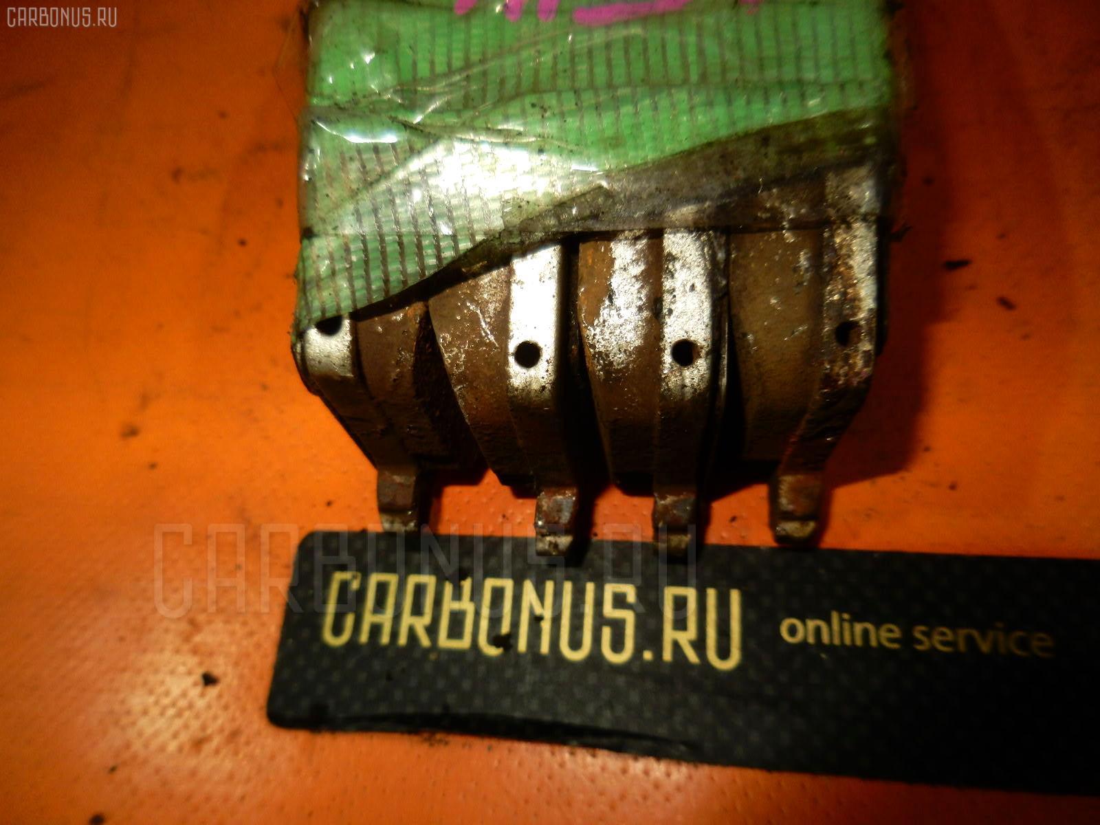 Тормозные колодки TOYOTA COROLLA LEVIN AE111 4A-FE. Фото 1