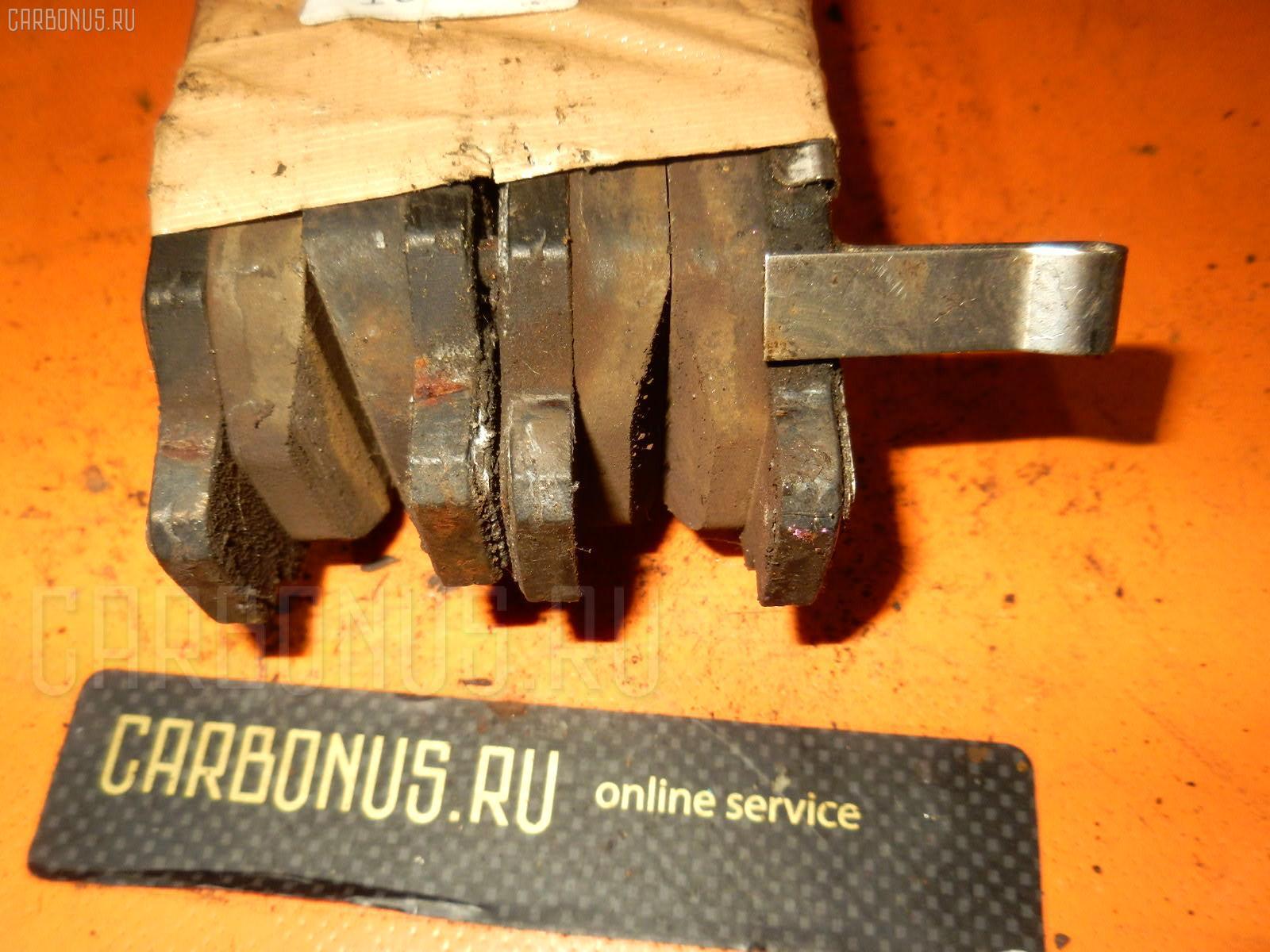 Тормозные колодки HONDA ACCORD CL7 K20A. Фото 3