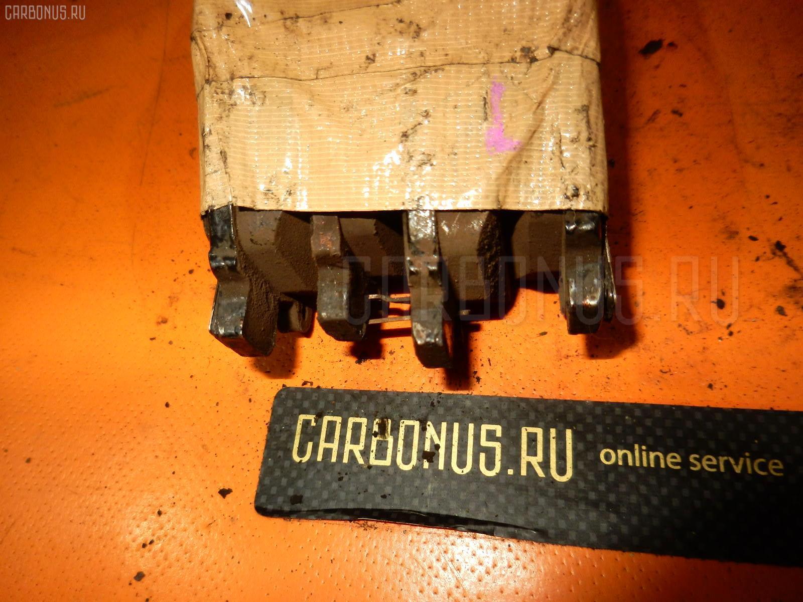 Тормозные колодки NISSAN SERENA TNC24 QR20DE Фото 2