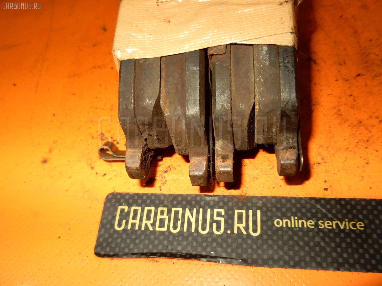 Тормозные колодки MITSUBISHI GRANDIS NA4W 4G69. Фото 5