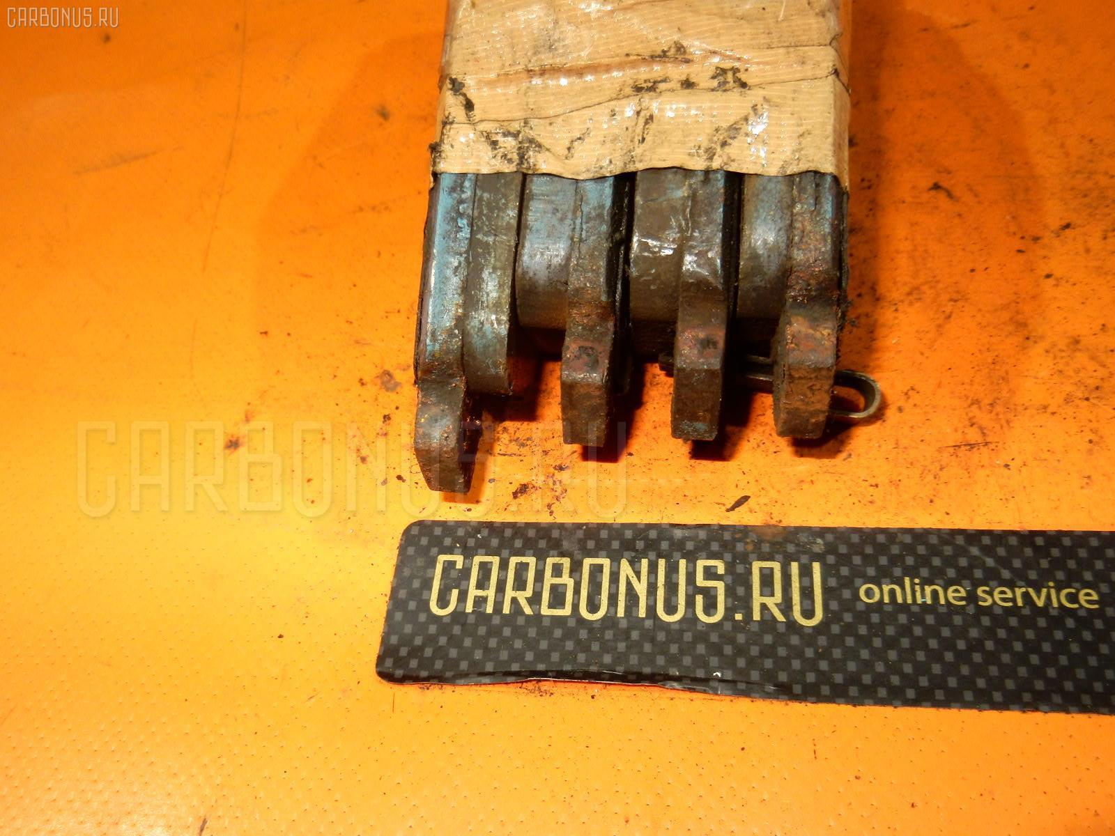 Тормозные колодки HONDA LOGO GA5 D13B Фото 2