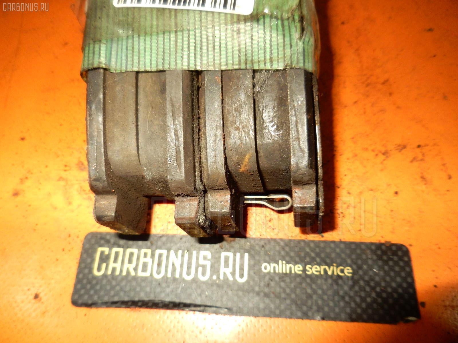 Тормозные колодки HONDA ODYSSEY RA7 F23A Фото 2