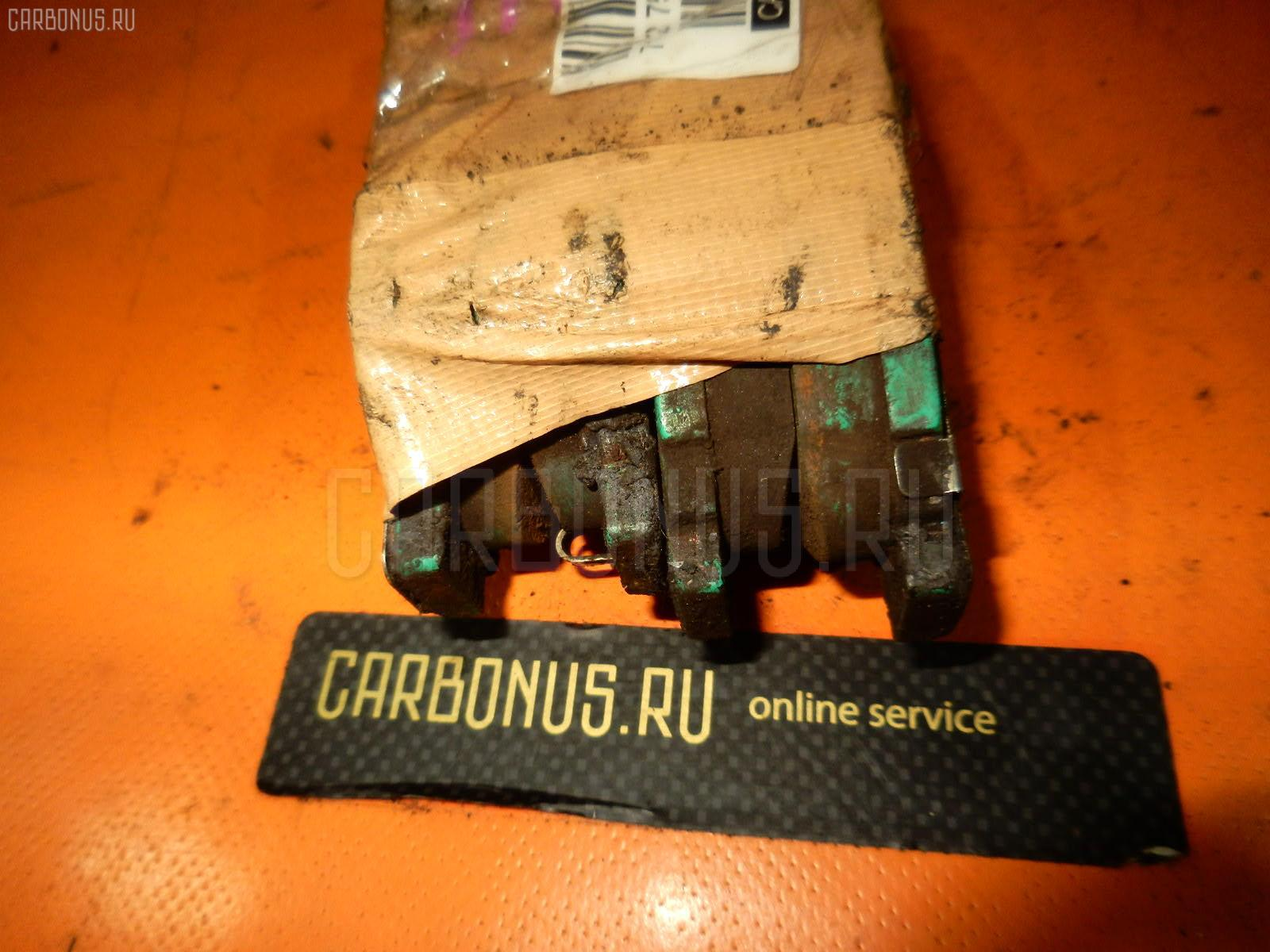 Тормозные колодки TOYOTA CARINA AT211 7A-FE. Фото 8