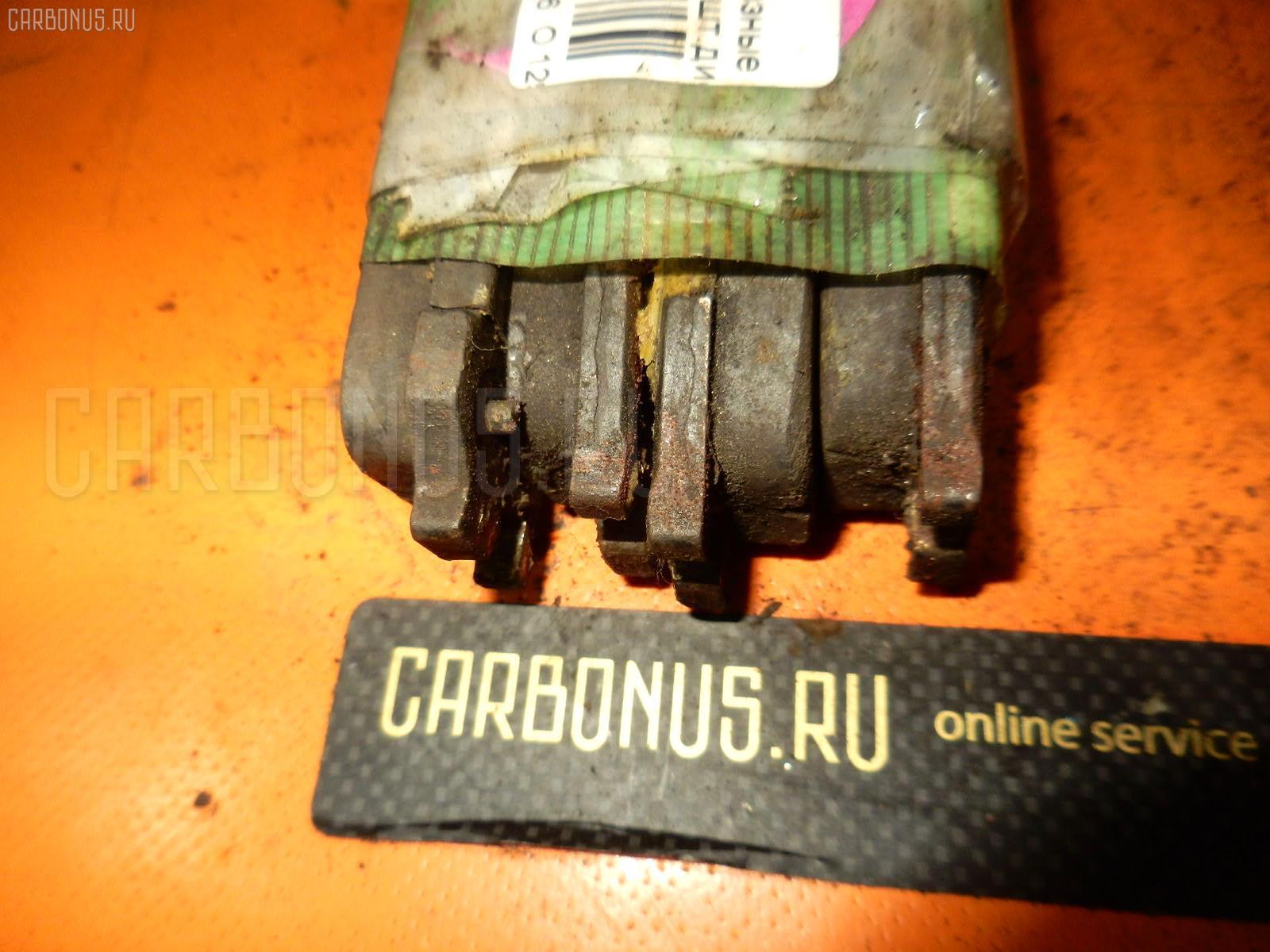 Тормозные колодки SUBARU LEGACY WAGON BG5 EJ20-TT. Фото 2