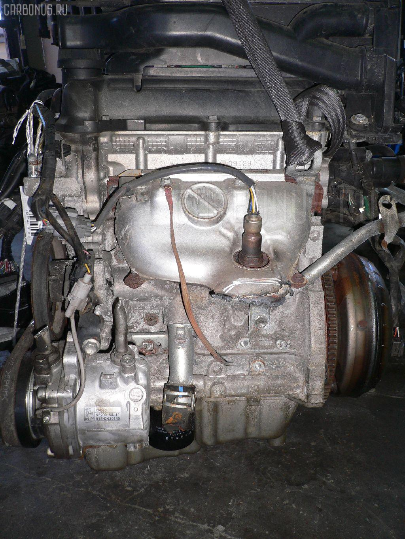 Двигатель SUZUKI WAGON R MH23S K6A Фото 3