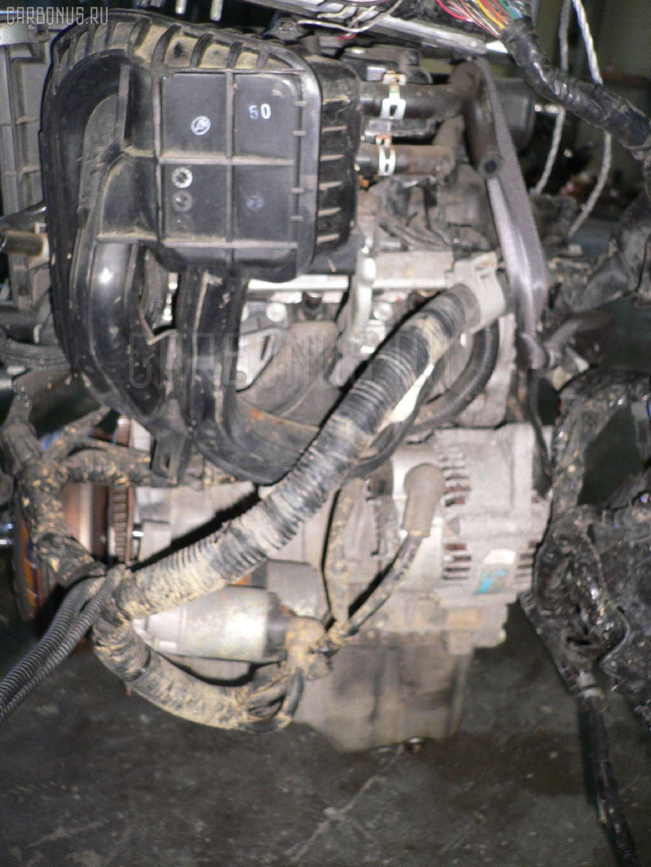 Двигатель SUZUKI WAGON R MH23S K6A Фото 6
