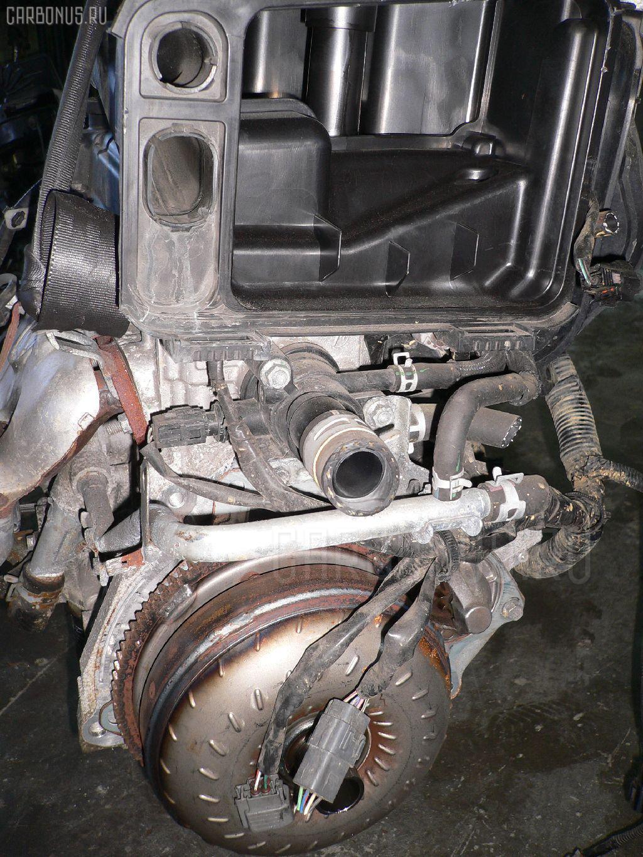 Двигатель SUZUKI WAGON R MH23S K6A Фото 7