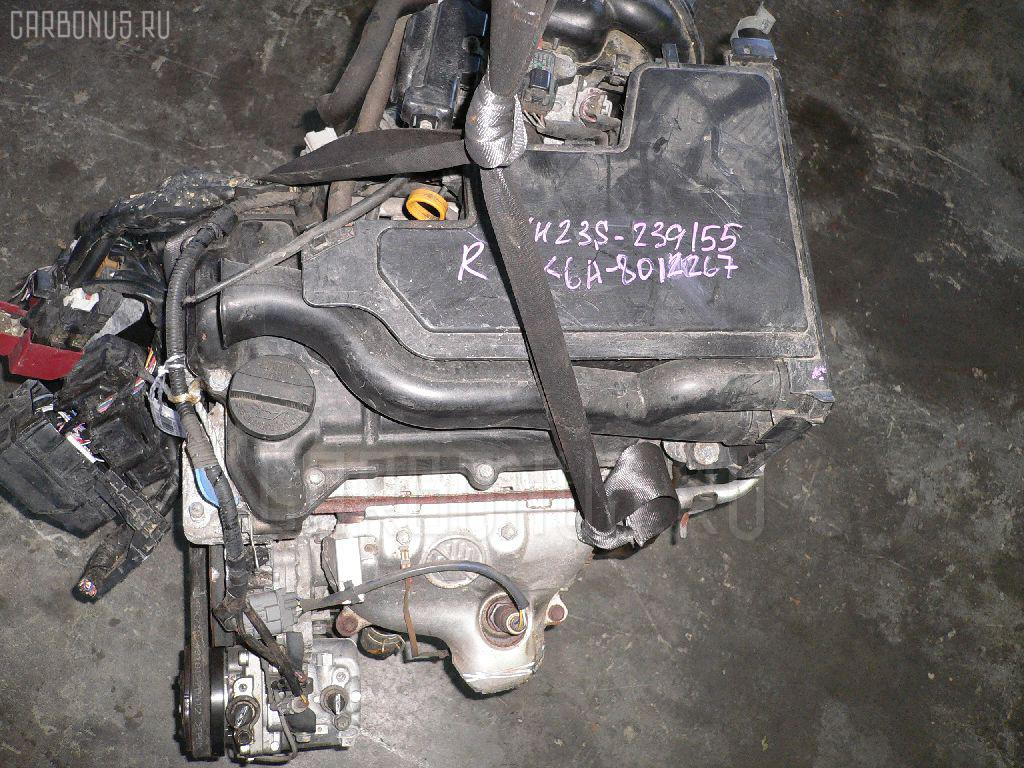 Двигатель SUZUKI WAGON R MH23S K6A Фото 1