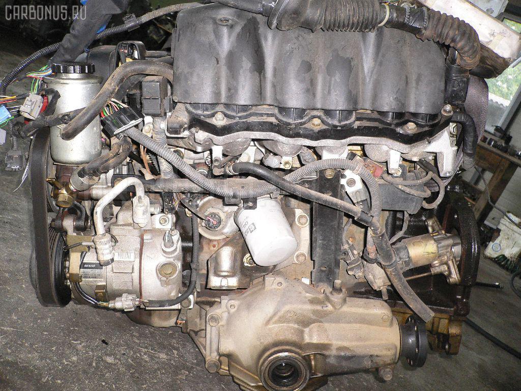 Двигатель TOYOTA MARK II JZX105 1JZ-GE Фото 7