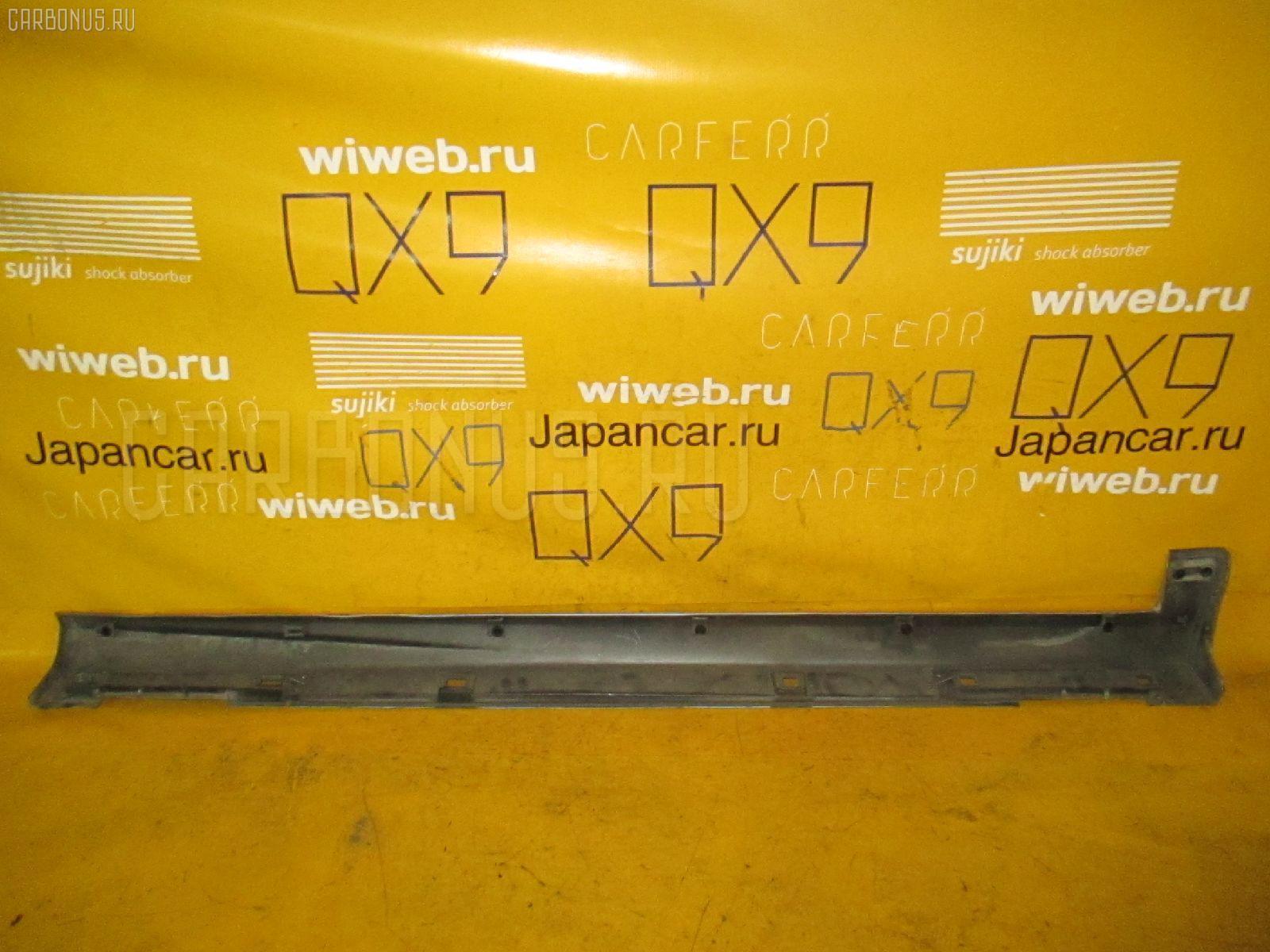 Порог кузова пластиковый ( обвес ) SUBARU IMPREZA WAGON GG2. Фото 1