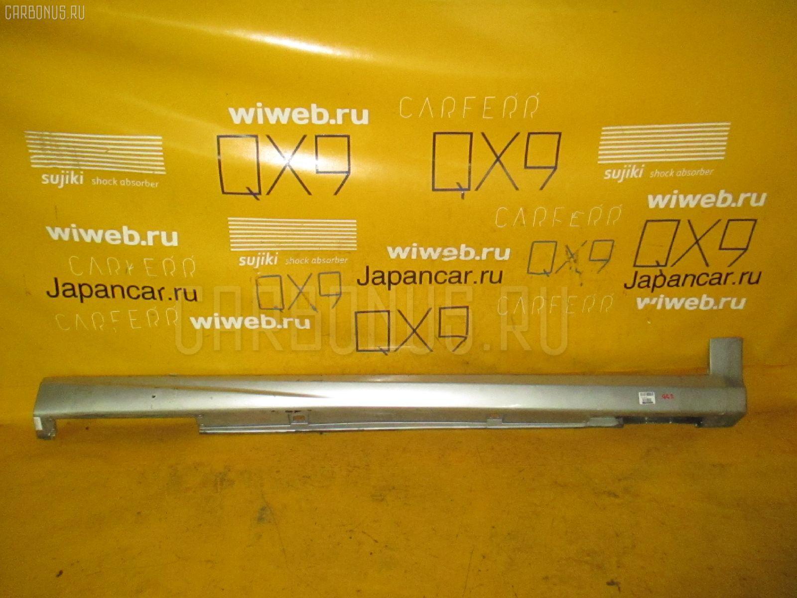 Порог кузова пластиковый ( обвес ) SUBARU IMPREZA WAGON GG2. Фото 4
