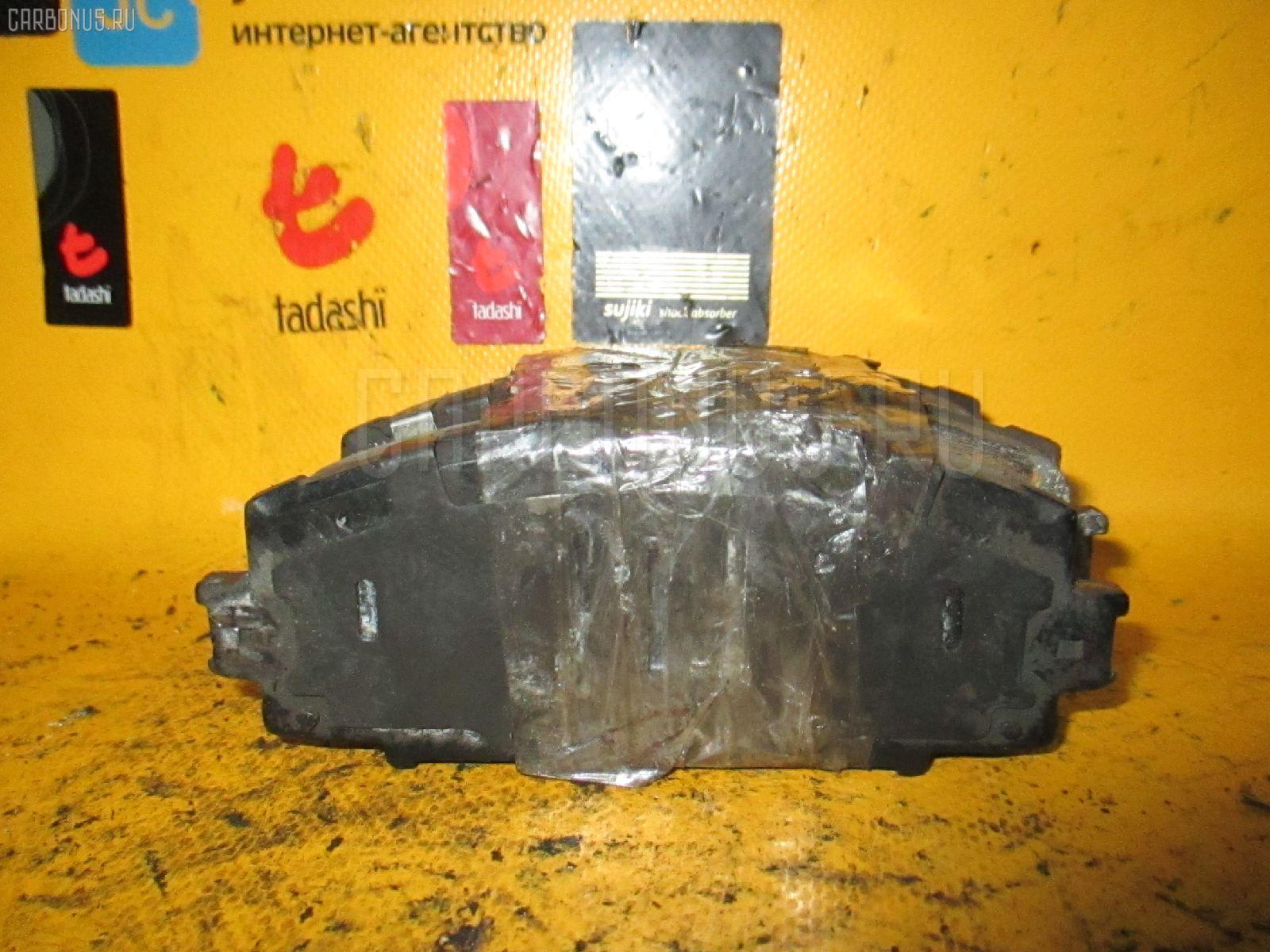 Тормозные колодки TOYOTA VITZ KSP90 1KR-FE. Фото 3
