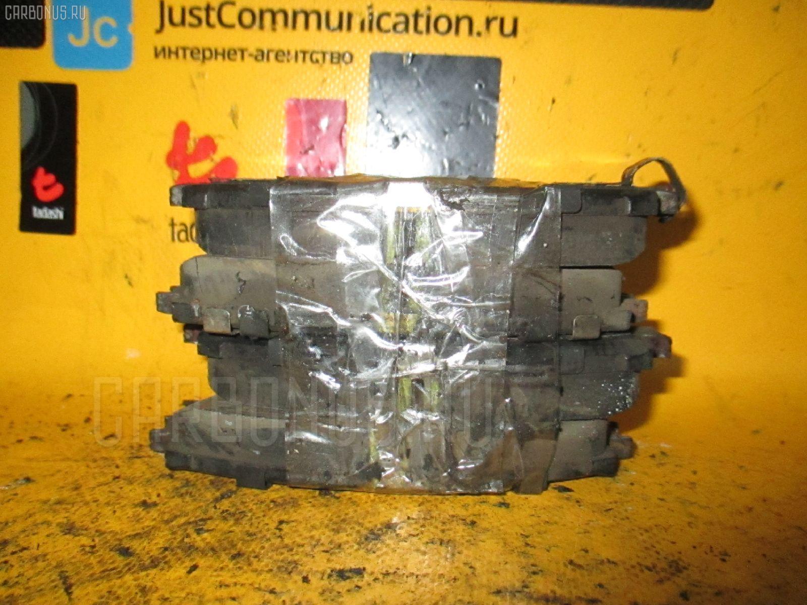 Тормозные колодки TOYOTA VITZ KSP90 1KR-FE. Фото 4