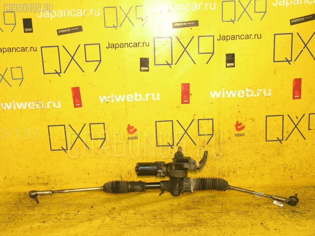 Рулевая рейка на Honda Acty HA7 E07Z Фото 1