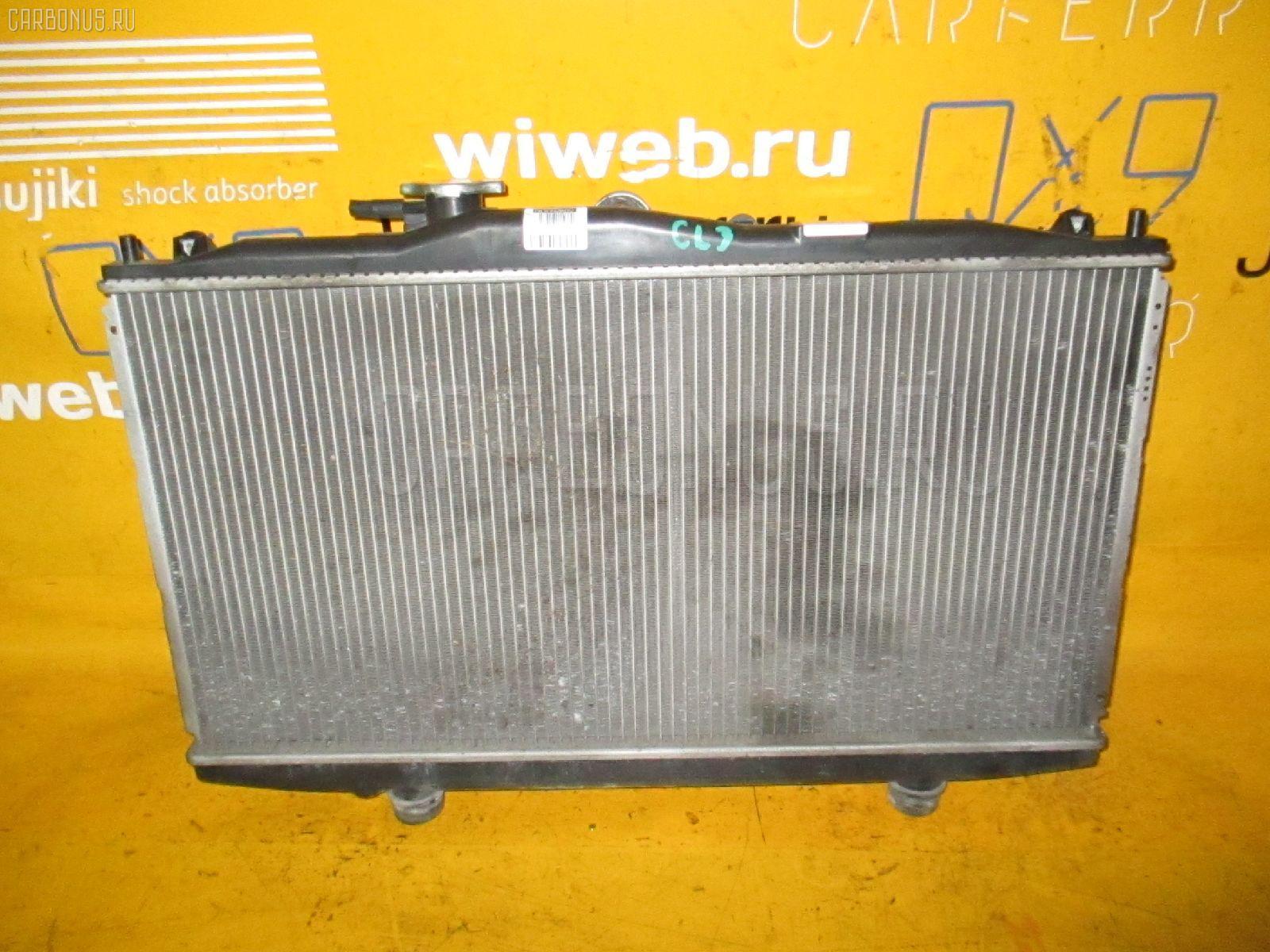 Радиатор ДВС HONDA ACCORD CL3 F20B. Фото 11