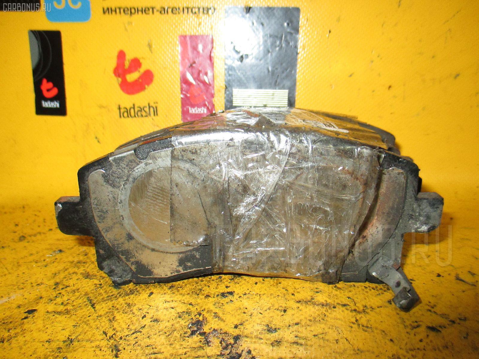 Тормозные колодки SUBARU LEGACY WAGON BH5 EJ20. Фото 11