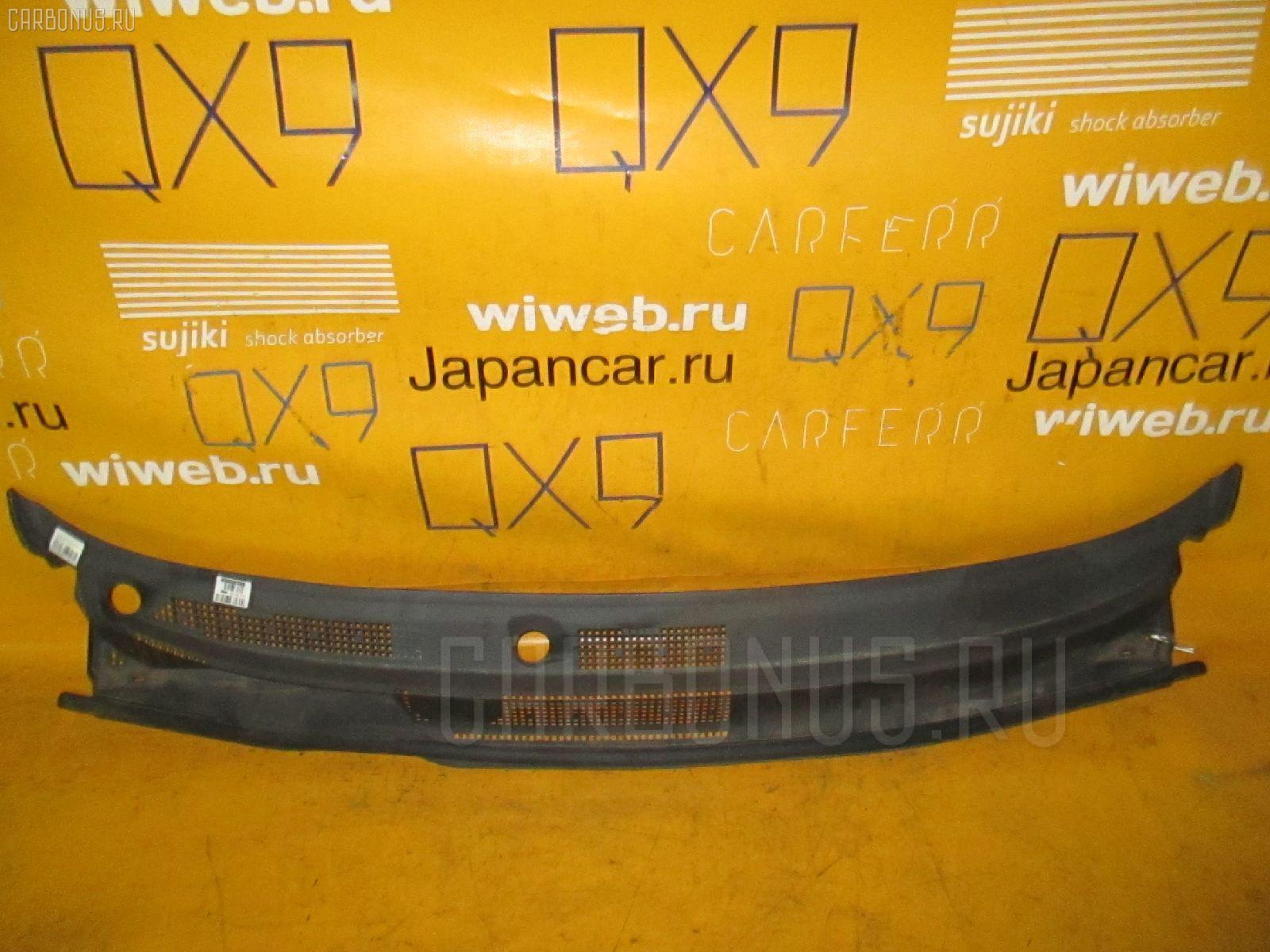 Решетка под лобовое стекло HONDA HR-V GH3. Фото 3
