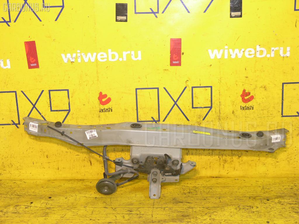 Планка телевизора NISSAN MARCH AK12 CR12DE. Фото 4