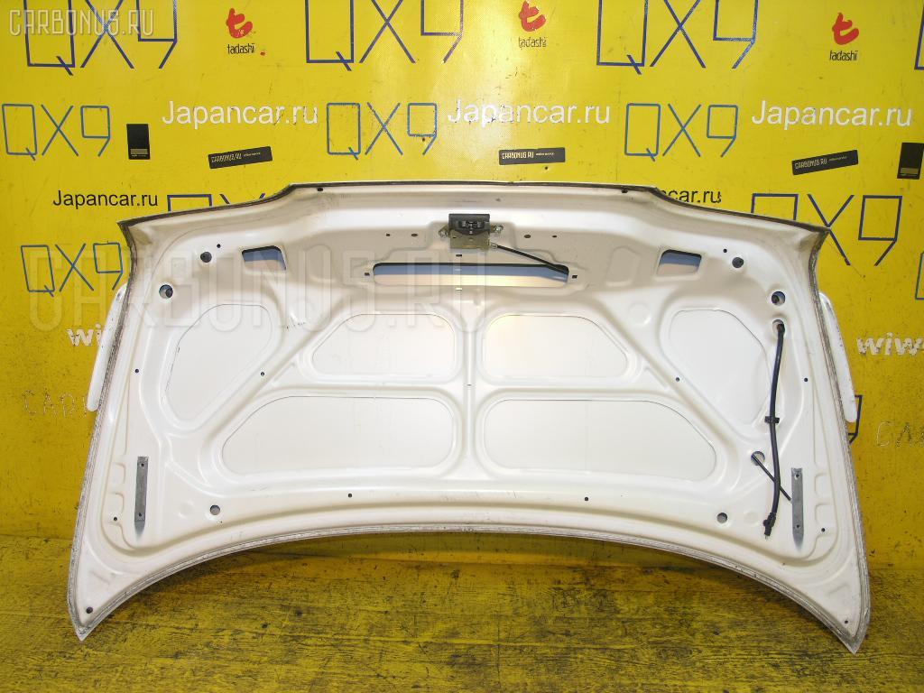 Крышка багажника TOYOTA CORONA EXIV ST202. Фото 7