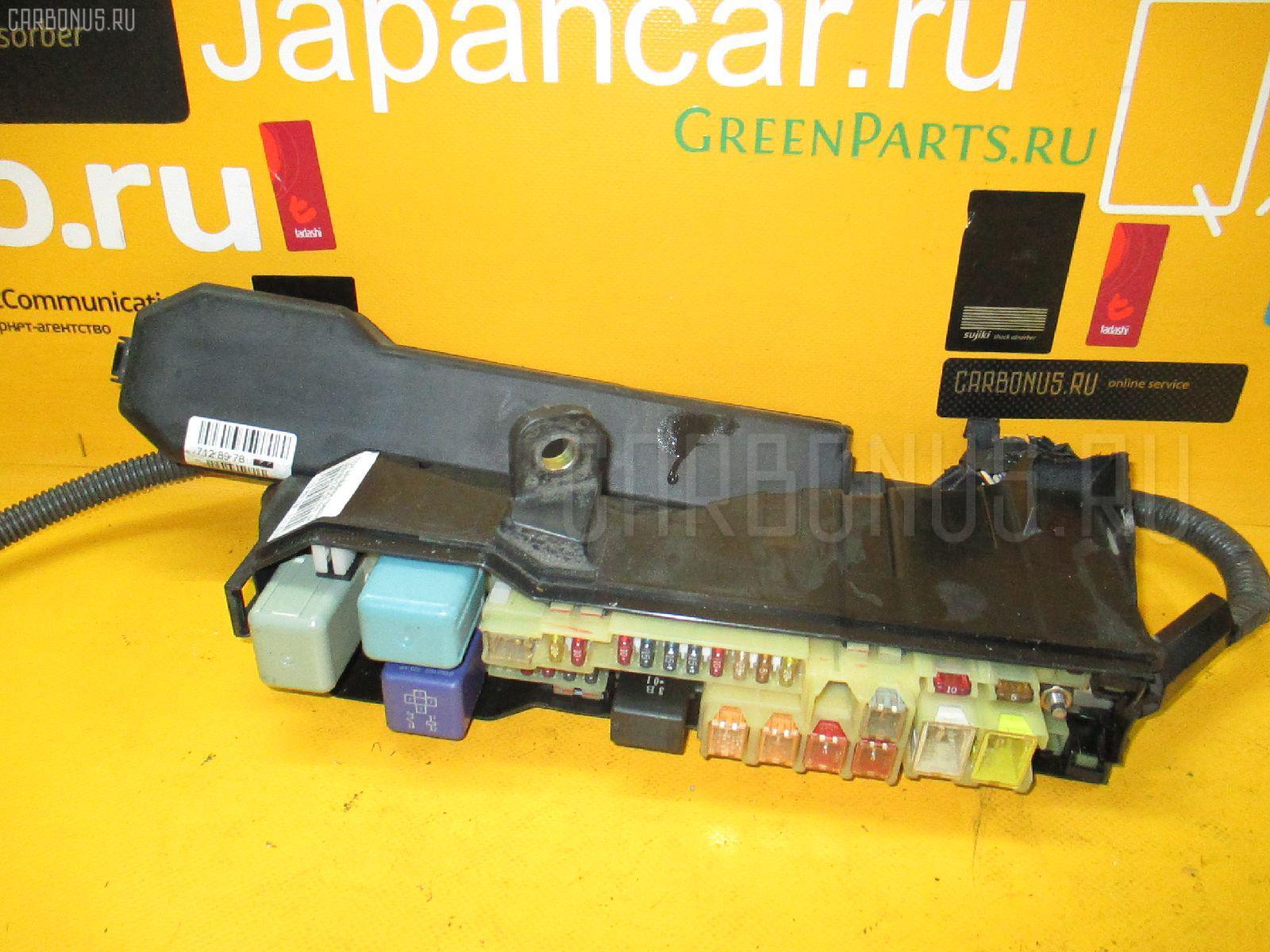 Блок предохранителей TOYOTA ARISTO JZS160 2JZ-GE. Фото 3