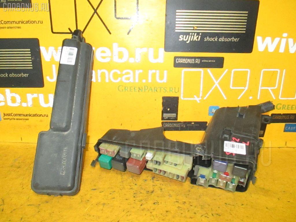 Блок предохранителей TOYOTA CORONA EXIV ST202 3S-FE. Фото 3