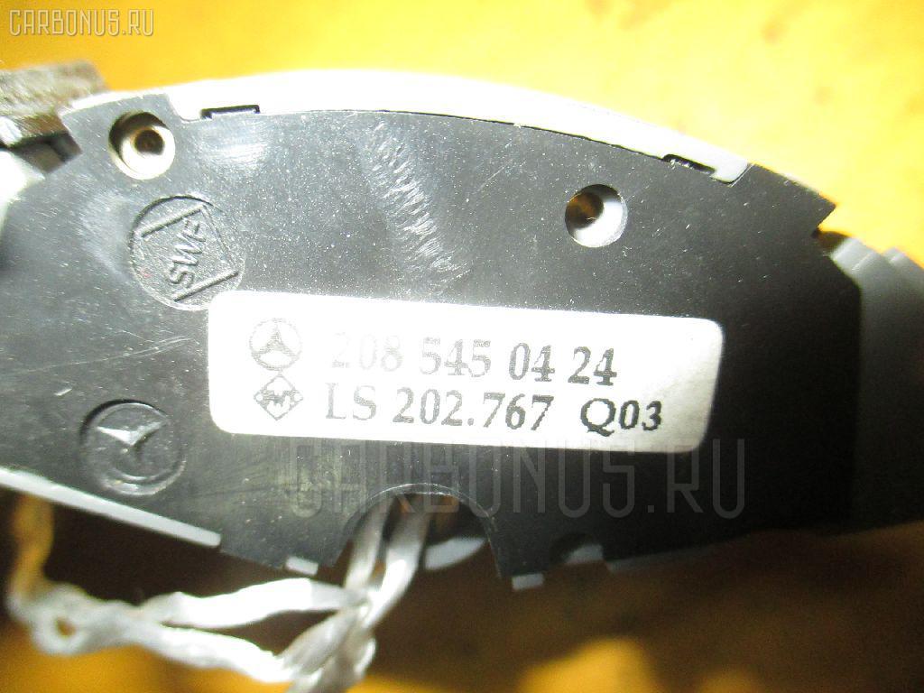 Переключатель поворотов MERCEDES-BENZ E-CLASS W210.061 Фото 1