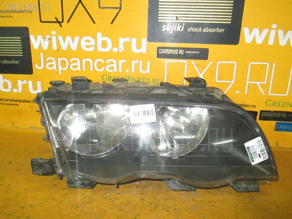 Фара BMW 3-SERIES E46-AL32 Фото 2