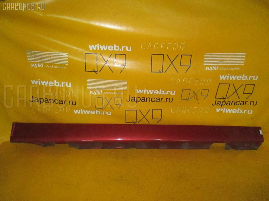 Порог кузова пластиковый ( обвес ) BMW 3-SERIES E46-AT52 Фото 3