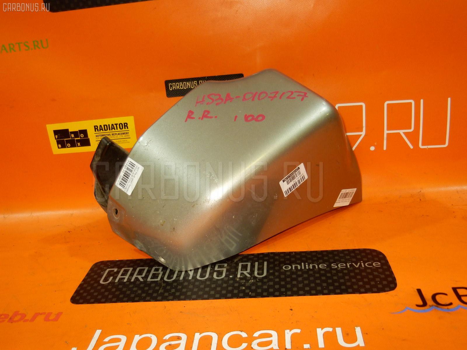 Клык бампера MITSUBISHI PAJERO MINI H53A Фото 2