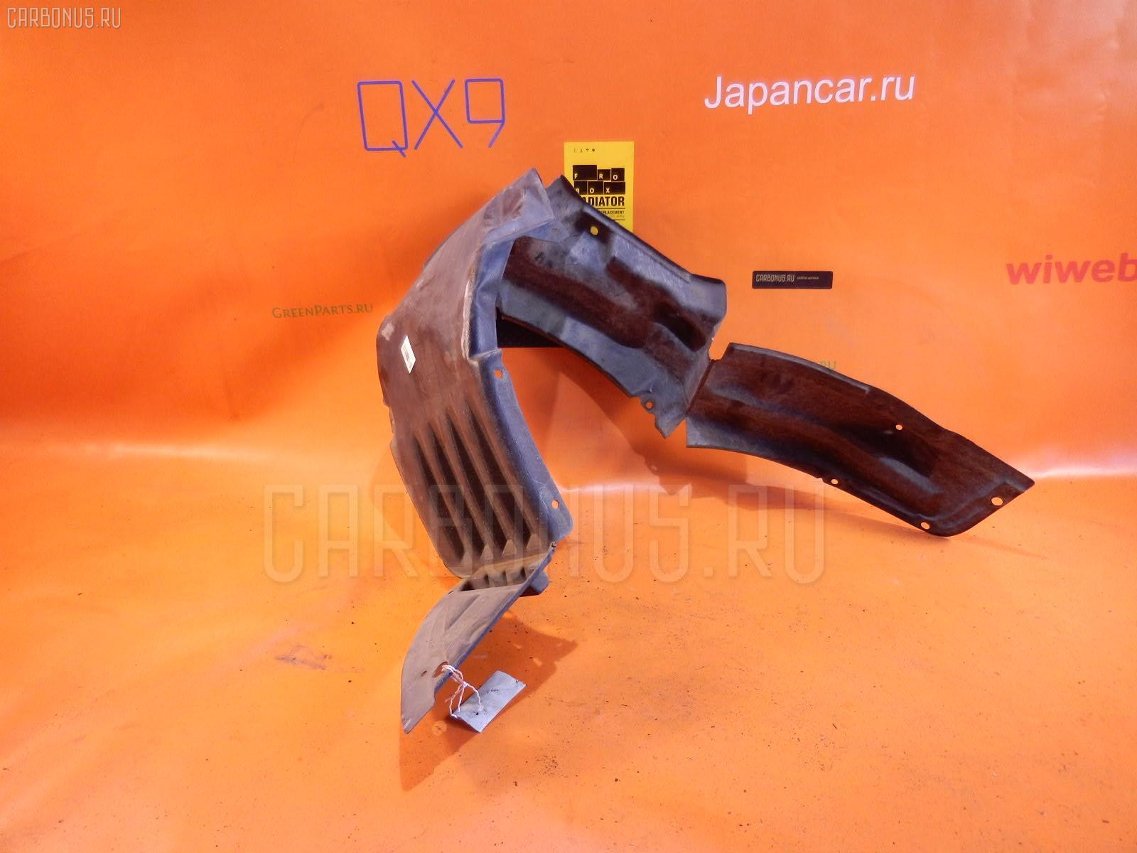 Подкрылок MITSUBISHI COLT Z25A 4G19 Фото 1