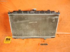 Радиатор ДВС NISSAN WINGROAD WHNY11 QG18DE Фото 2