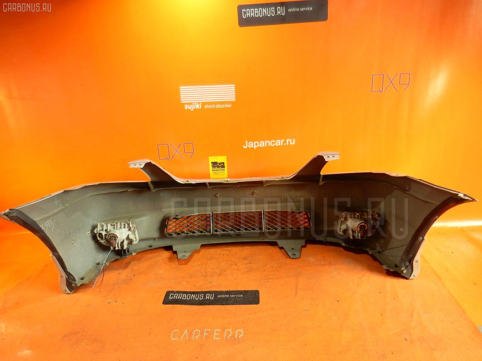 Бампер MAZDA MPV LW3W. Фото 7