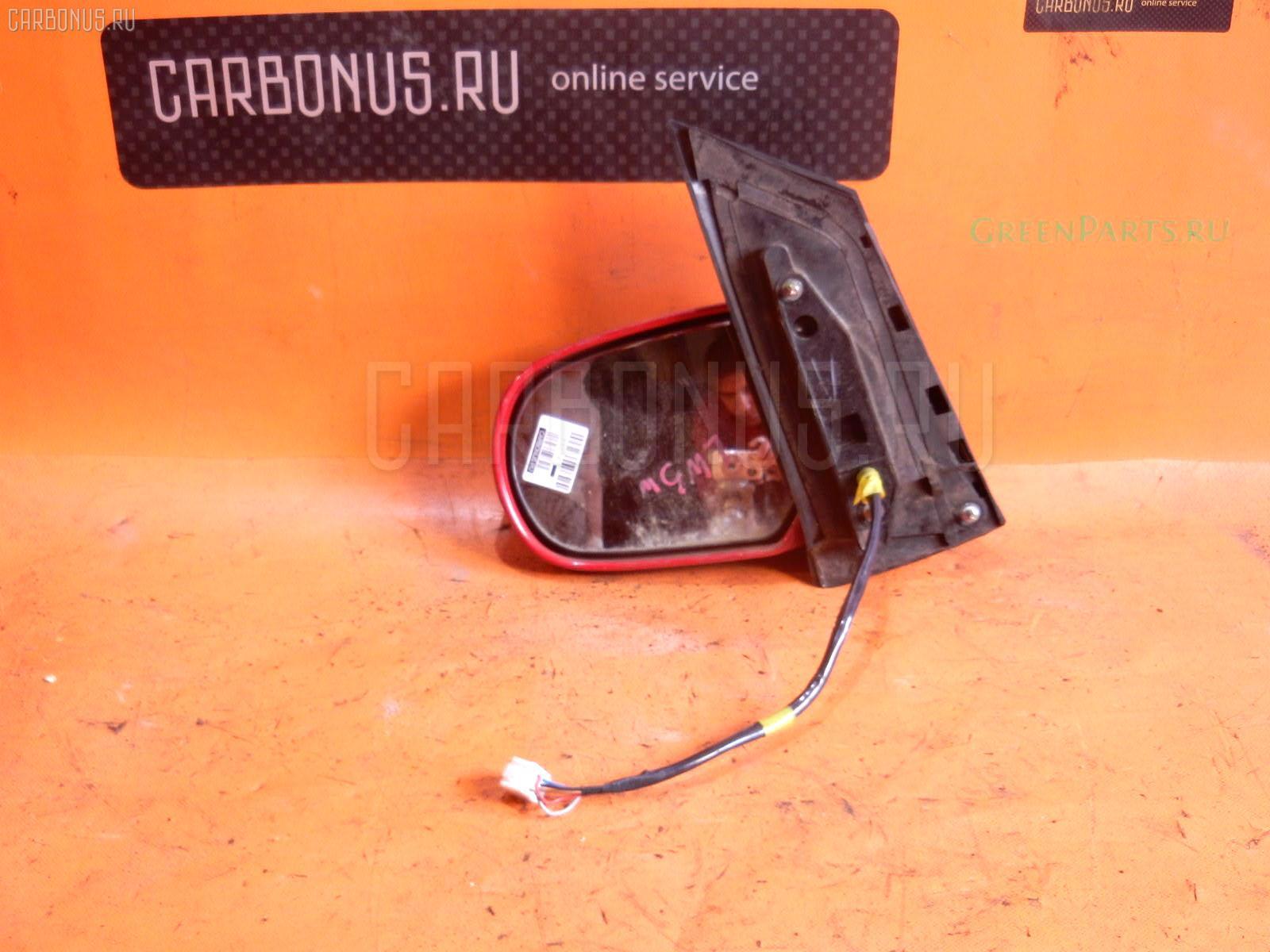 Зеркало двери боковой MAZDA MPV LW3W Фото 1