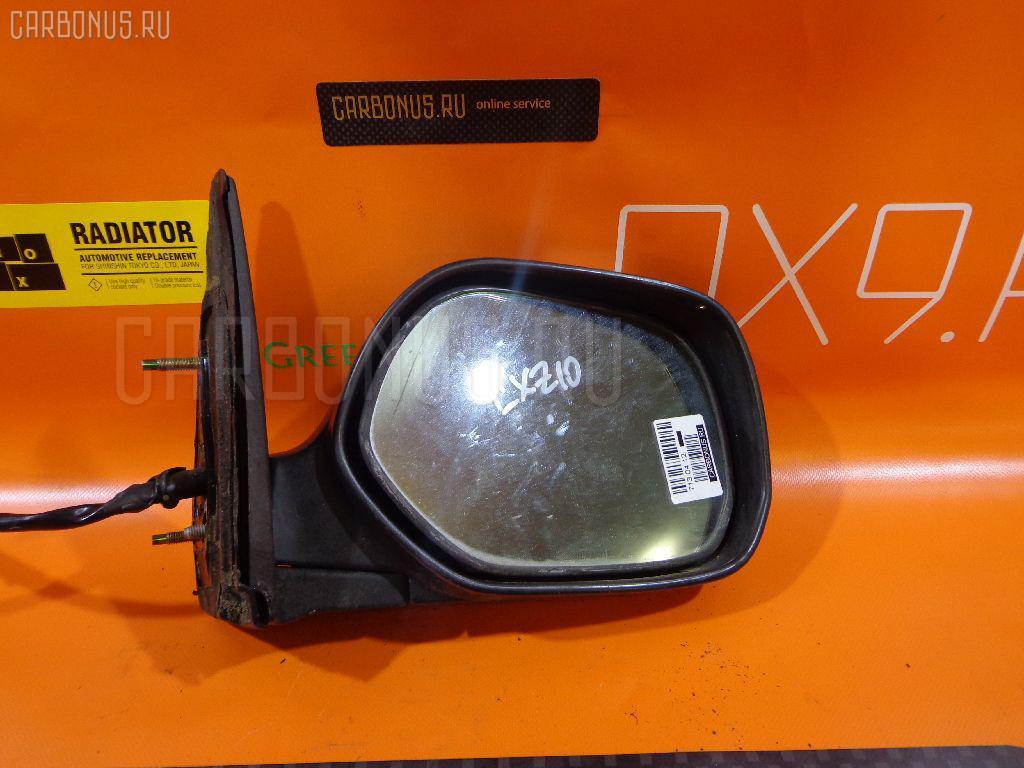 Зеркало двери боковой TOYOTA RAUM EXZ10 Фото 2