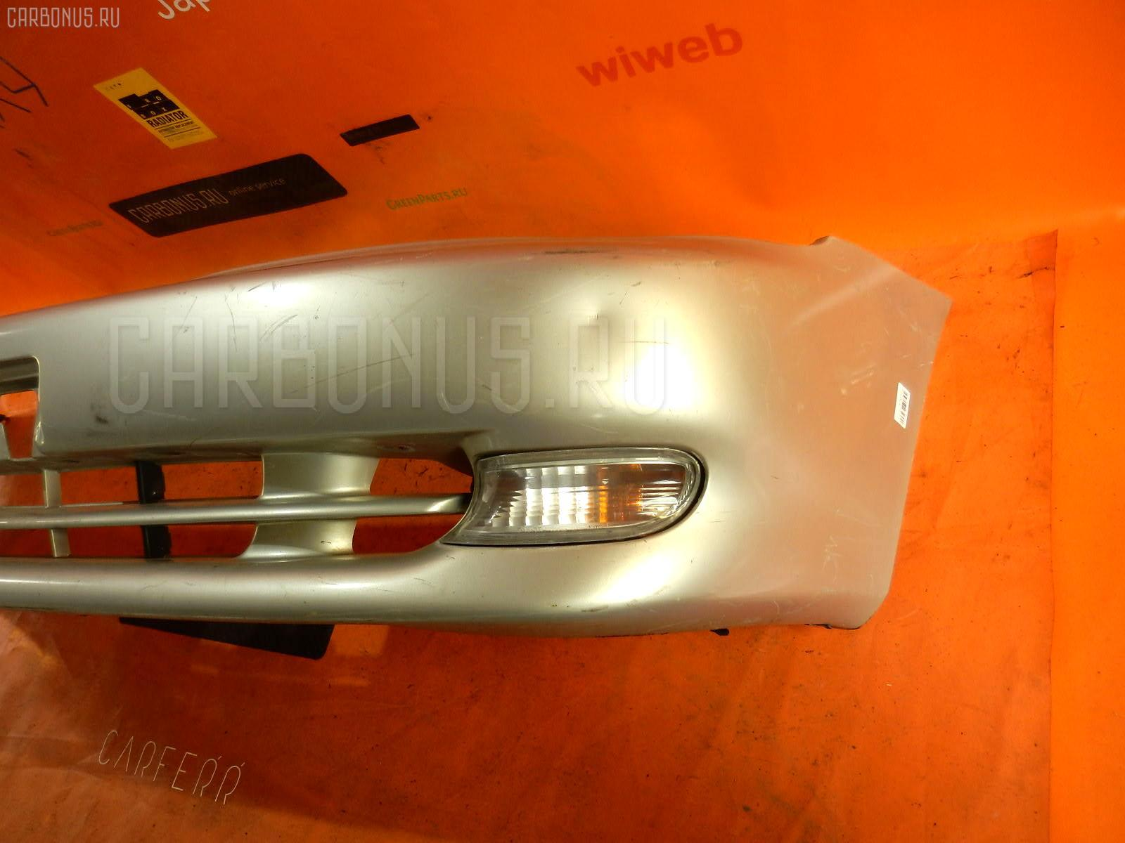 Бампер TOYOTA CHASER GX90. Фото 9