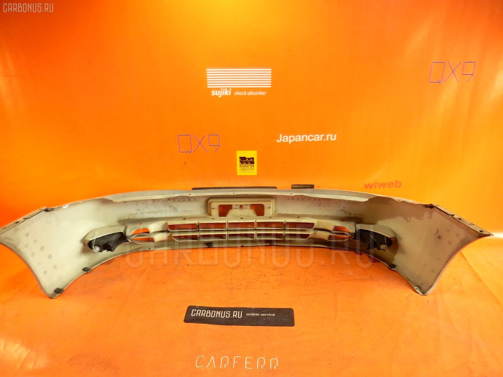 Бампер TOYOTA CHASER GX90. Фото 10