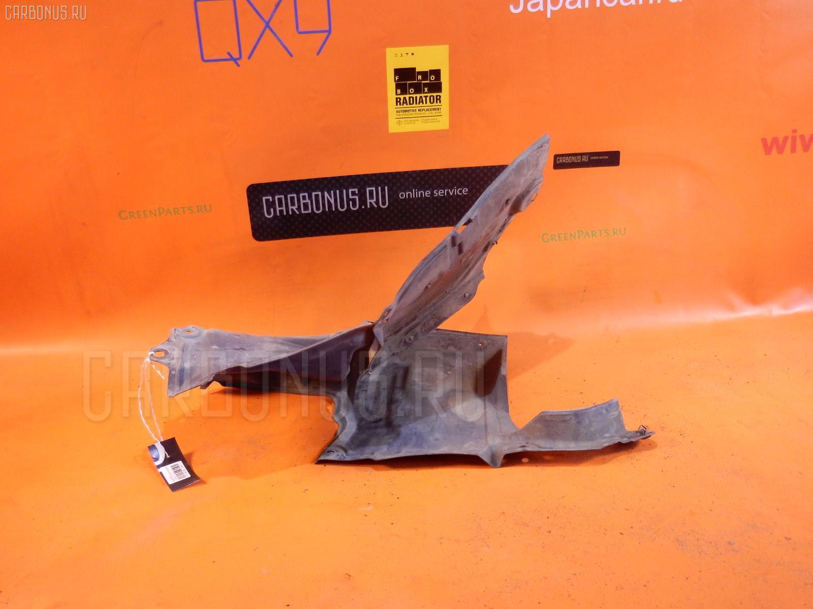 Защита двигателя MAZDA MPV LW3W L3. Фото 5