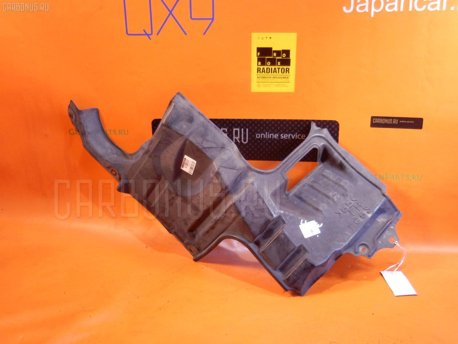 Защита двигателя MAZDA MPV LW3W L3. Фото 7