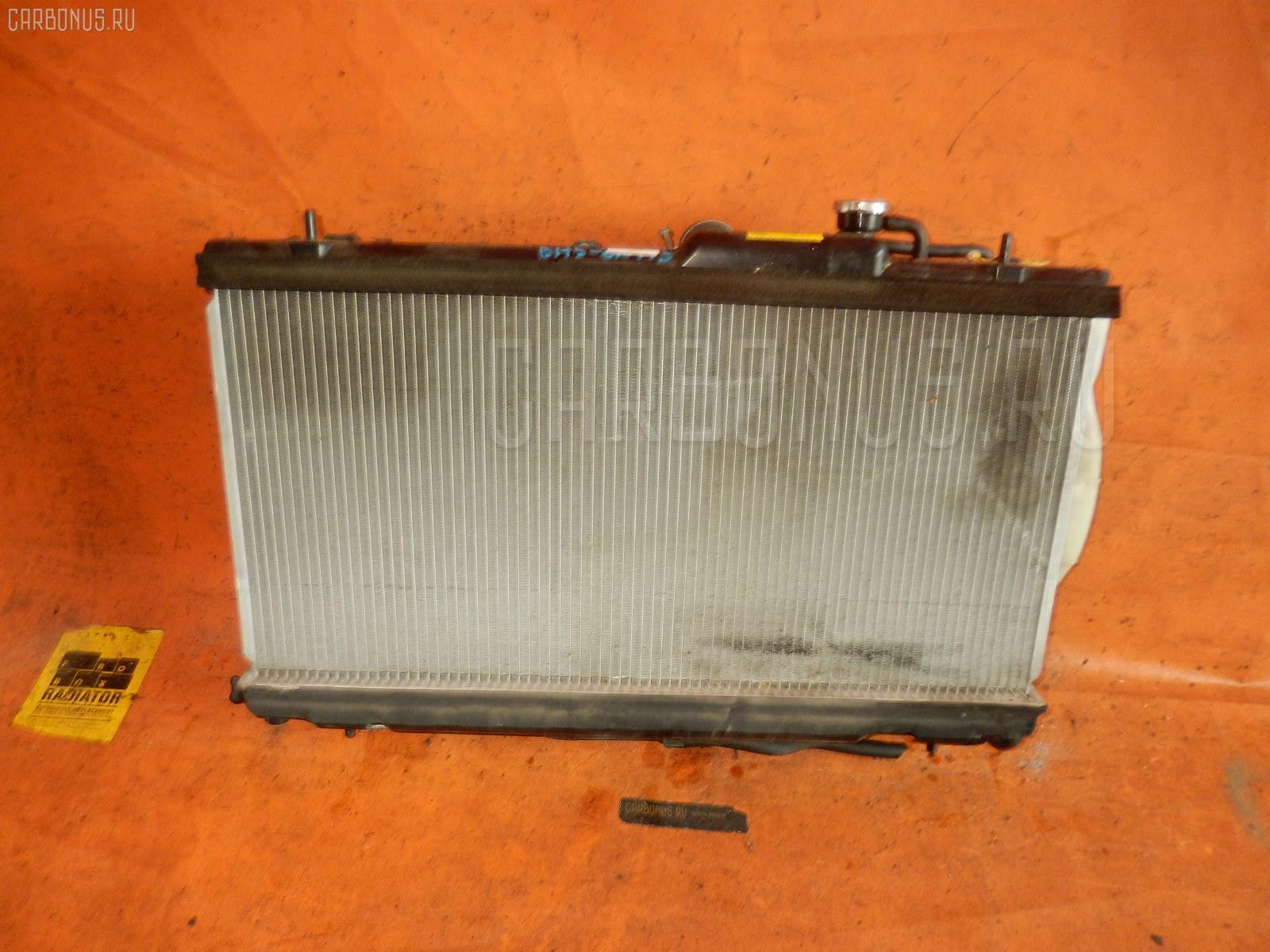 Радиатор ДВС SUBARU LEGACY WAGON BH5 EJ206-TT. Фото 9