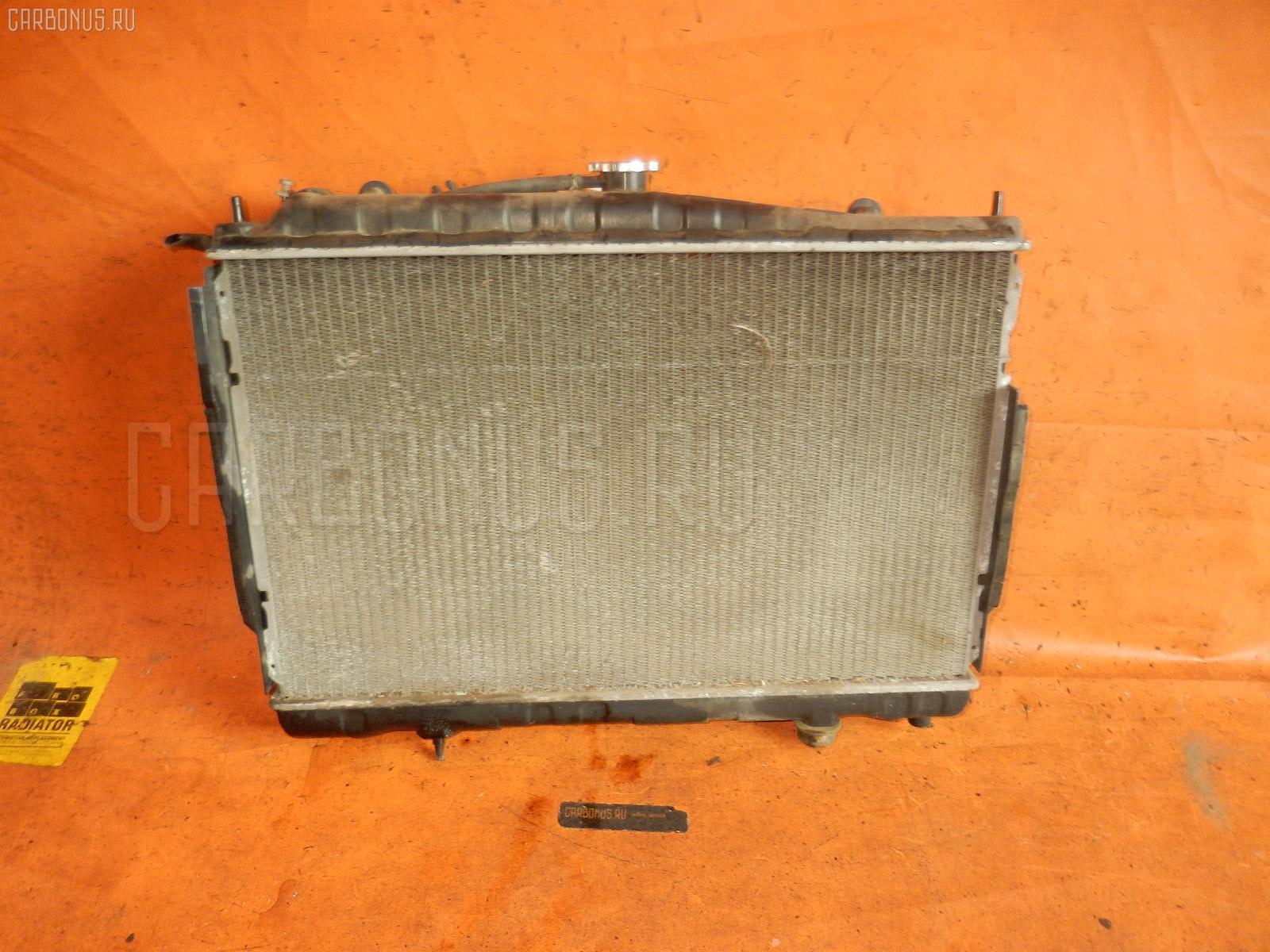 Радиатор ДВС NISSAN SKYLINE ECR33 RB25DE. Фото 7