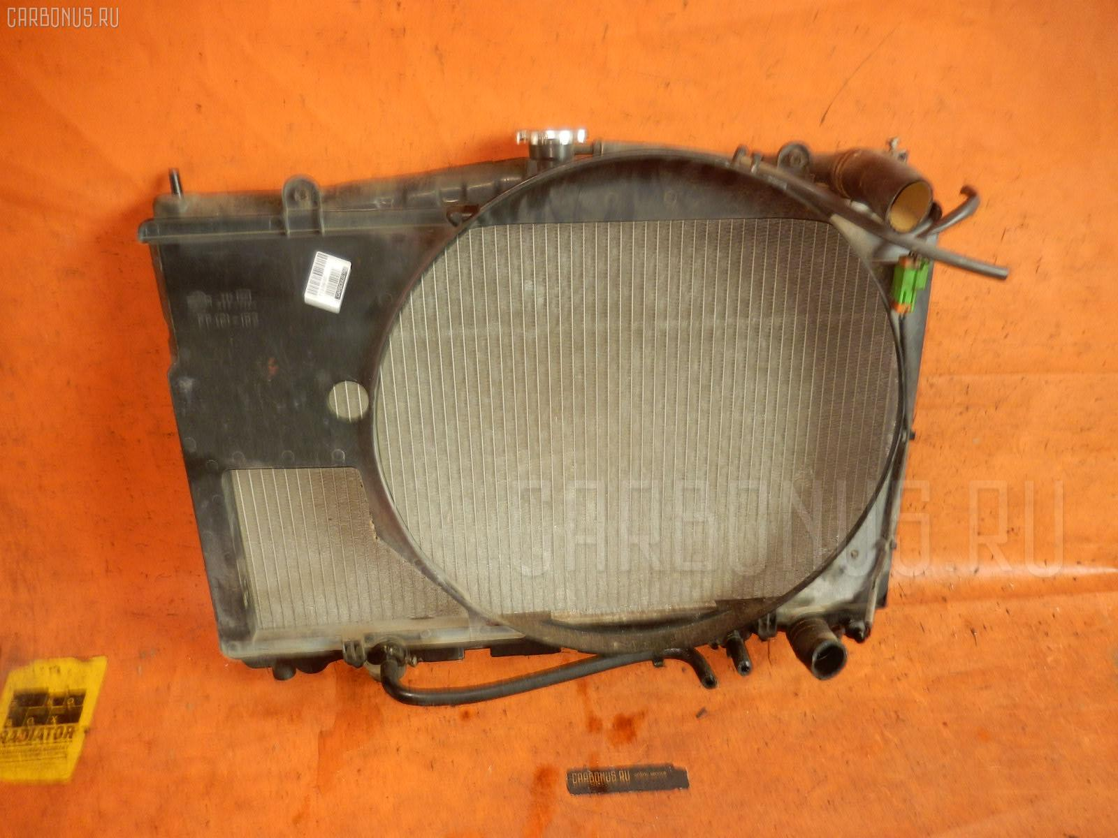 Радиатор ДВС NISSAN SKYLINE ECR33 RB25DE. Фото 6