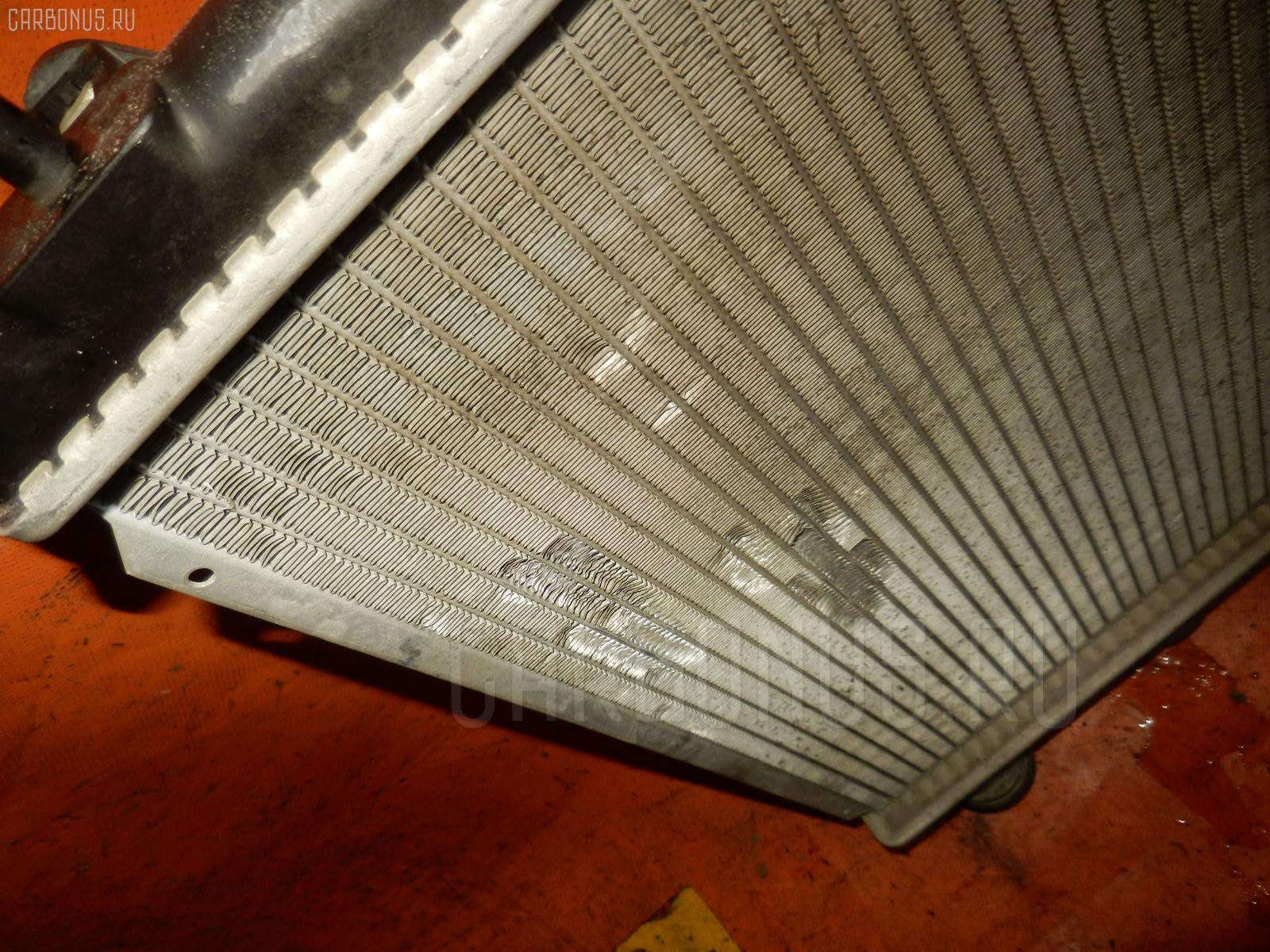 Радиатор ДВС TOYOTA MARK II QUALIS SXV20W 5S-FE. Фото 11