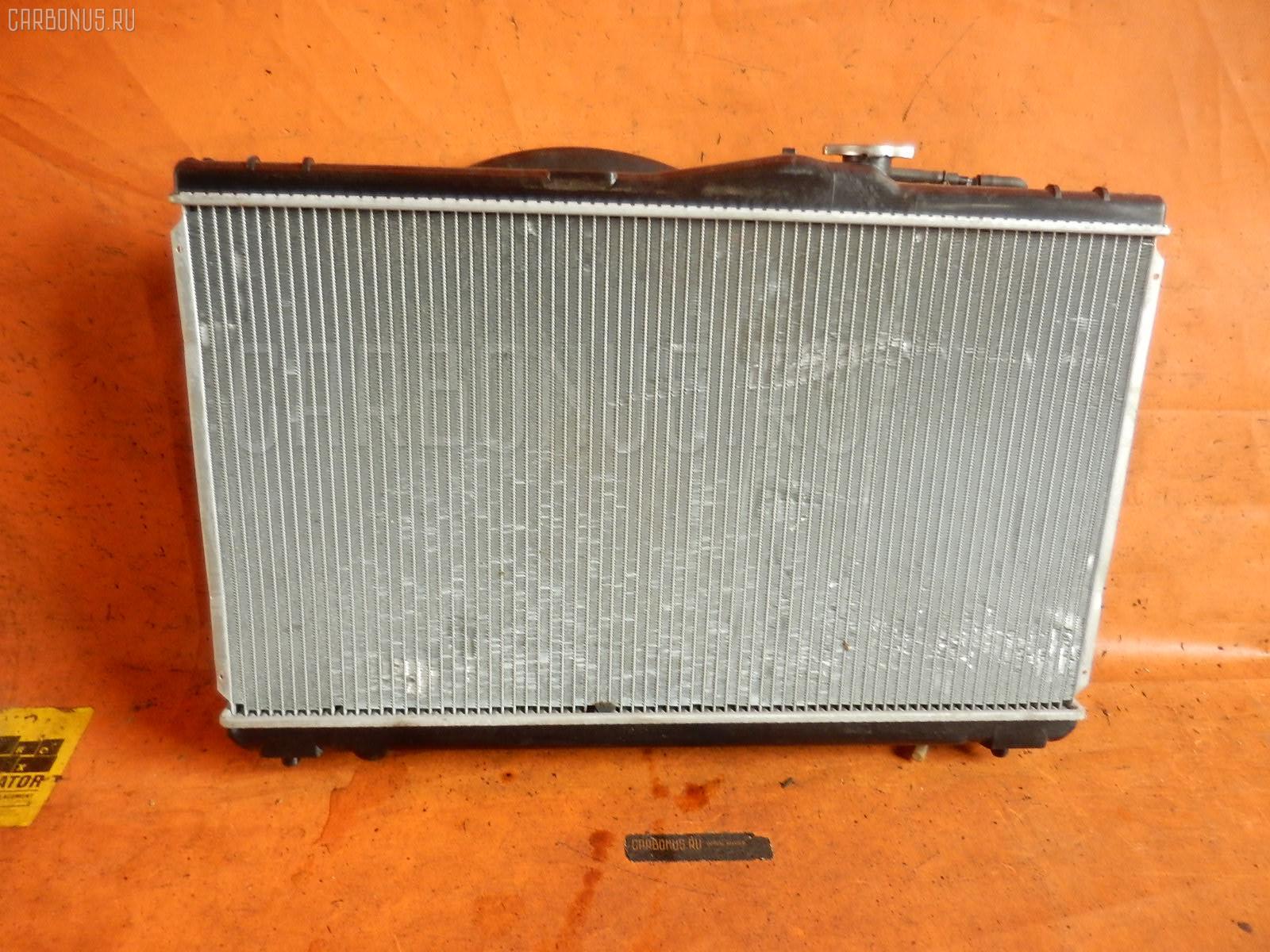 Радиатор ДВС TOYOTA CHASER GX90 1G-FE Фото 1