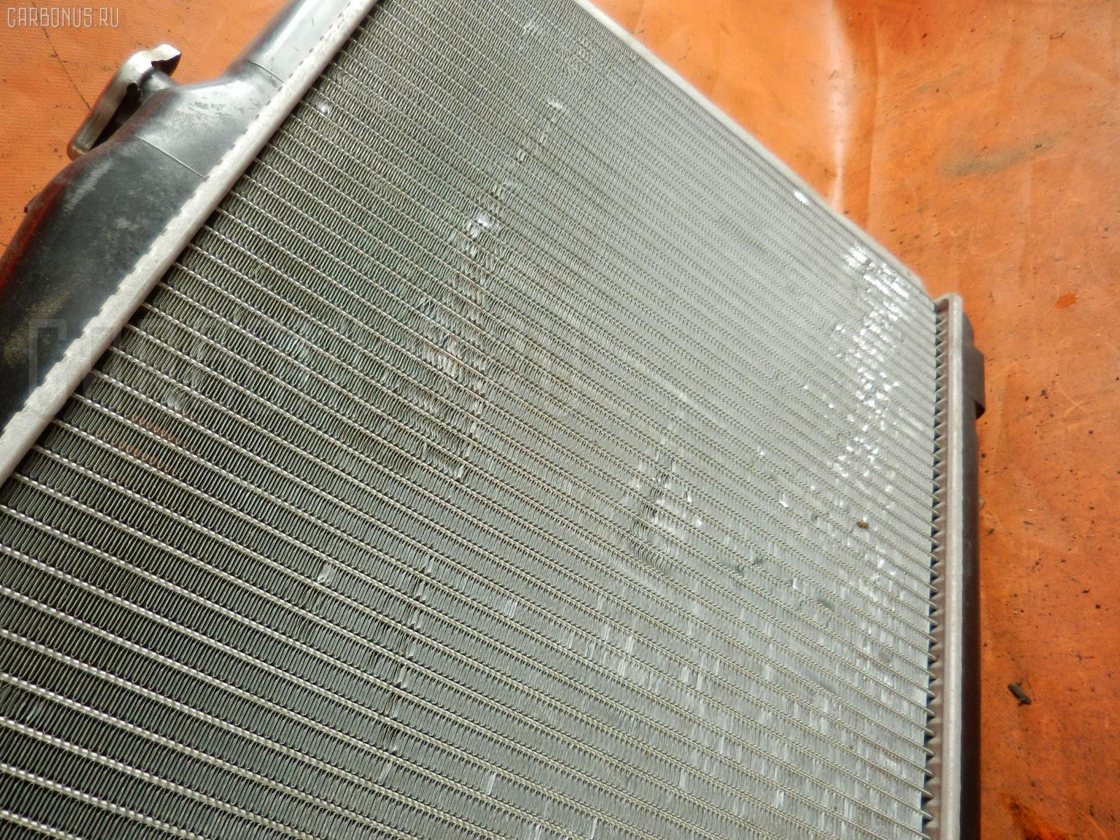 Радиатор ДВС TOYOTA CHASER GX90 1G-FE Фото 3